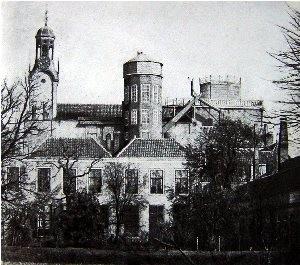 1860 Academiegebouw