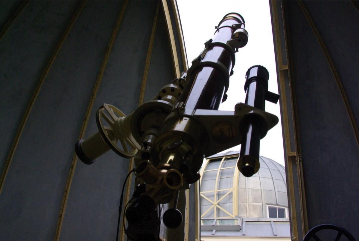 6-duims telescoop gerestaureerd ... glanzend als ware hij gloednieuw!