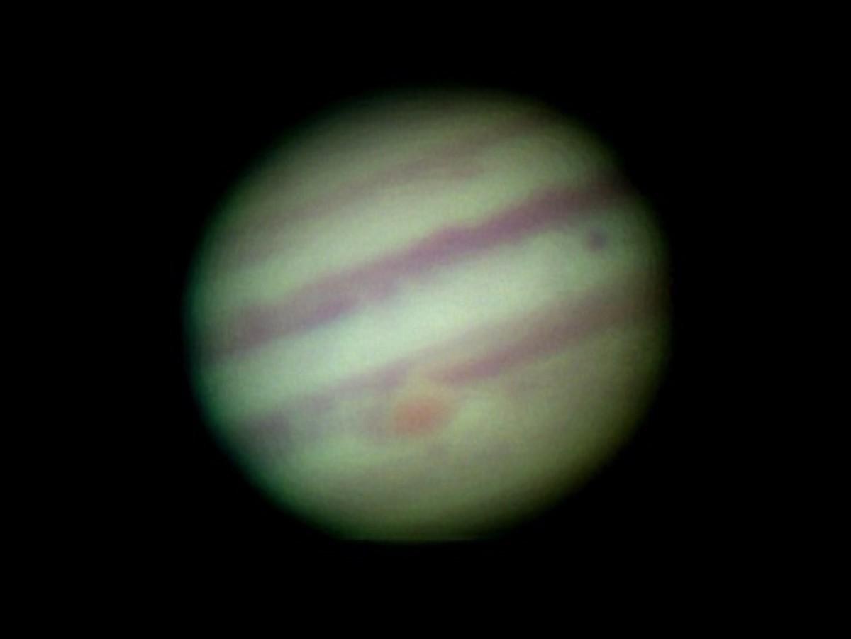 Jupiter. 5 januari, Moddemeijer